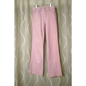 Pants - ✨NEW✨Stretchy Shimmery Rose Pink Bootcut Pants